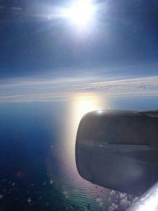 成田から出国UNITED航空4.jpg