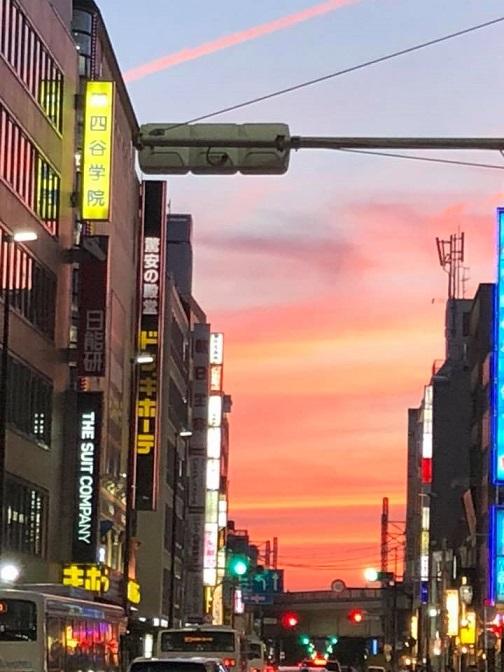 吉祥寺の空2018年6月24日夕焼け空.jpg